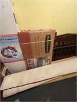 New in Box Rubbermaid Deck Box Seat