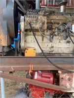 CUMMINS DIESEL ENGINE AND MILL