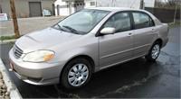 21006 Toyota Corolla