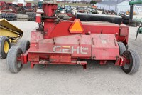 GEHL 1265 AUTO MAX HARVESTER & 2 HEADS