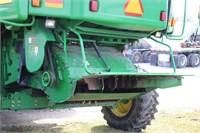 JOHN DEERE 9650 STS 2WD COMBINE