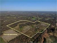 Williamson County IL 133+- Acres, Home & Barns