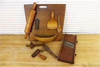 HUGE Antiques & collectibles auction!