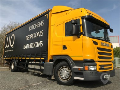 2014 SCANIA G250 at TruckLocator.ie