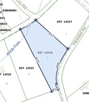 10 ACRES LAND AUCTION NORTH KNOX