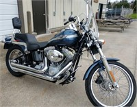 Harleys, Native American, and Cowboy Online Auction