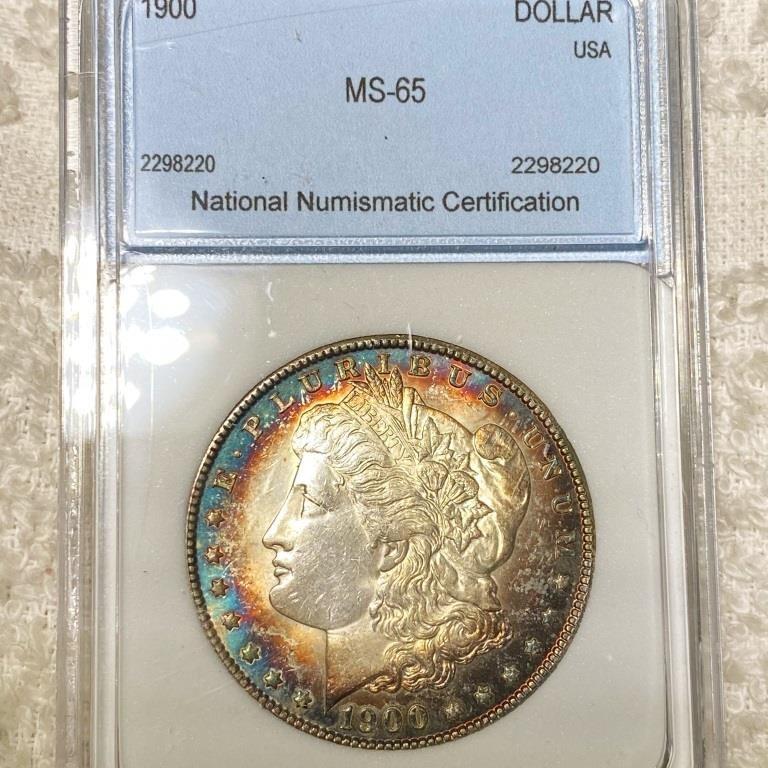 April 11th Sat/Sun Cayman Bank Hoard Rare Coin Sale P4