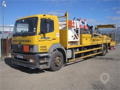 2003 MERCEDES-BENZ 1823 at TruckLocator.ie