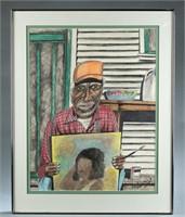 Folk Art Auction