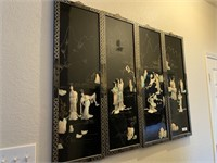 HIGH END ROCKWALL SALE ASIAN COLL. SWAROVSKI MUSEUM ARTIST