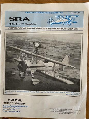 1939 BOEING/STEARMAN 450