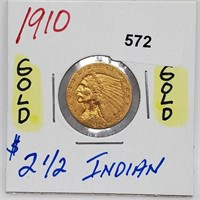 Rare Coins & Fine Jewelry Tues. 4/13 8 pm CST