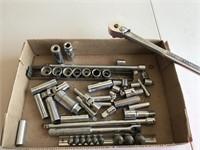 Craftsman & Other Socket Set