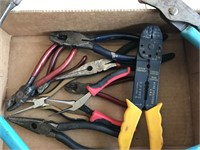 Large Selection of Needle Nose, Adj Wrenches