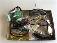 Large Selection of Eye Protection & Other Items