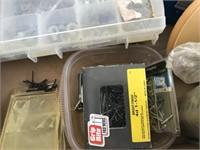 Box of Random Screws, Nuts & Bolts