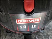 Craftsman 5.0 12 Gallon Shop Vac