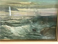 Print of Water Color by Ray Williams
