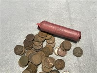 100 Plus Wheat Pennies- Unsearched