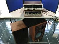 Marantz Stereo With Speakers