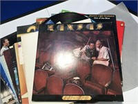 Selection of Albums