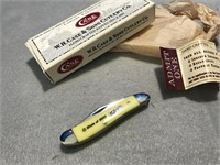 Case Lock Executive Class of 2003 Pocket Knife