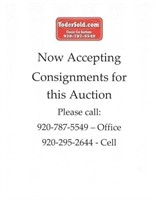 704 Consignment Auction