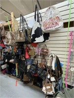 On-Site Auction! Bag Plaza Fashion Store!
