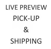 READ THIS FIRST * SHIPPING  * PREVIEW * PICKUP