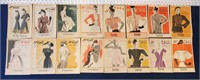 Many 1930s/40s McCalls Style News Sewing Patterns