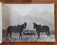 2 BOOKS Wyoming Speaks in Pictures 1938  & Wyoming