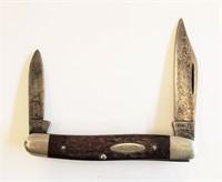 Vintage CASE XX 06247 Stockman 2 Blade Jack Knife