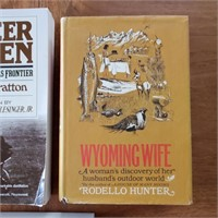 4 BOOKS About Women in Wyoming & The West