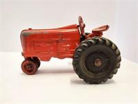 Vintage Toy Tractors & Disc Plow Ertl Dinky