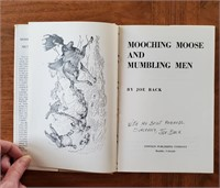 3 Wyoming Books by Joe Back Horse Packing Guide