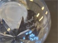 Royal Brierly & Villeroy & Boch Crystal Perfumes