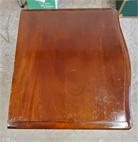 Vintage 3 Drawer Mahogany Stand Kling Furniture NY