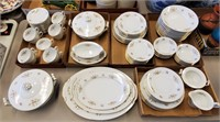 79 Piece Set of Dishes for 12 From RC Japan
