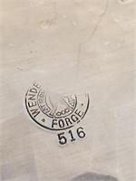 1930s Hammered Aluminum WA Forge Rodney Kent Etc