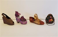 1990s Just the Right Shoe & Style by Raine