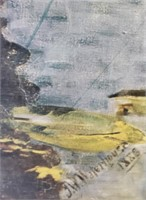 Framed Print Lady of Shalott JW Waterhouse