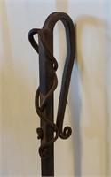 1989 Brinegar Santa Fe Hand Made Copper Utensils