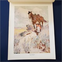 American Art by American Artists Parrish Remington