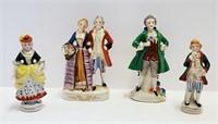 Occupied Japan Figurines & Japan Figurines