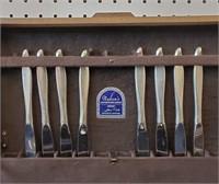 GORHAM Aspen Sterling Silver Flatware Set 1880 Gr