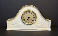 1993 LENOX Porcelain Fruits of Life Quartz Clock