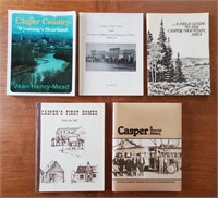 5 BOOKS About The History Of Casper Wyoming