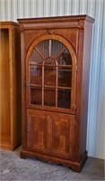"72"" High Quality Glass Door Display Cabinet"