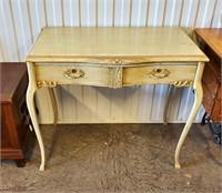 Vintage French Provincial Style Desk