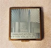World Fair Souvenirs NY Chicago Paris Jamestown